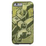 Optimus - explosión frondosa 2 funda resistente iPhone 6
