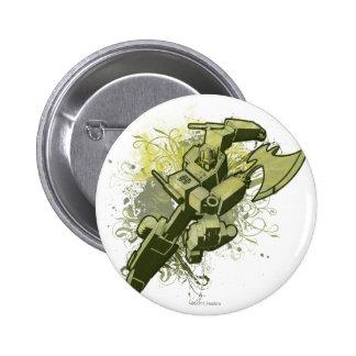 Optimus - Leafy Burst Button