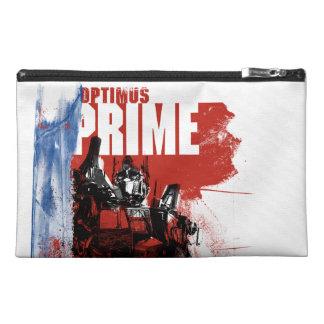 Optimus Prime Brush Strokes Travel Accessories Bags