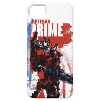Optimus Prime Brush Strokes iPhone SE/5/5s Case