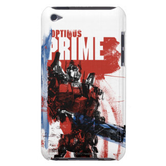 Optimus Prime Brush Strokes iPod Touch Covers