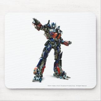 Optimus Prime CGI 1 Mouse Pad