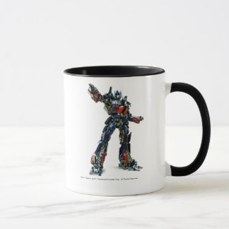Optimus Prime CGI 1 Mug