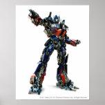 Optimus Prime CGI 1 Poster