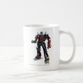 Optimus Prime CGI 2 Classic White Coffee Mug