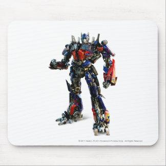 Optimus Prime CGI 2 Mouse Pad