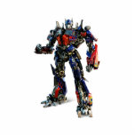 "Optimus Prime CGI 2 Statuette<br><div class=""desc"">Transformers 3: Dark of the Moon // Character Art</div>"