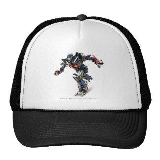 Optimus Prime CGI 3 Trucker Hat