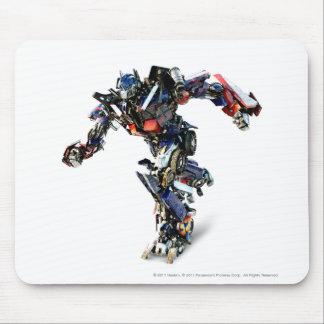 Optimus Prime CGI 3 Mouse Pad