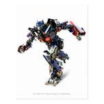 Optimus Prime CGI 3 Postcard