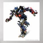 Optimus Prime CGI 3 Poster