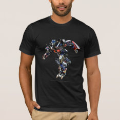 Optimus Prime Cgi 3 T-shirt at Zazzle