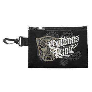 Optimus Prime Decorative Badge Accessory Bags