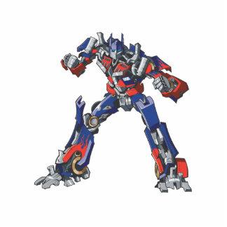 Optimus Prime Line Art 3 Statuette