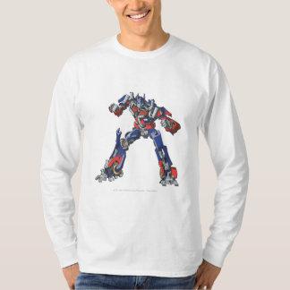 Optimus Prime Line Art 3 T-Shirt