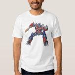 Optimus Prime Line Art 5 Tshirt