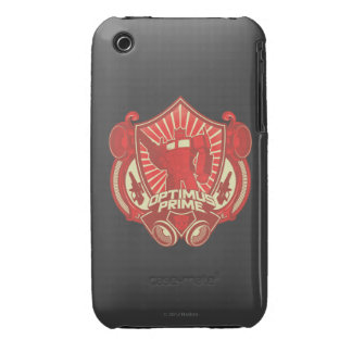 Optimus Prime - Mask and Weaponry iPhone 3 Cover
