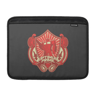Optimus Prime - Mask and Weaponry MacBook Air Sleeve