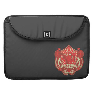 Optimus Prime - Mask and Weaponry MacBook Pro Sleeve