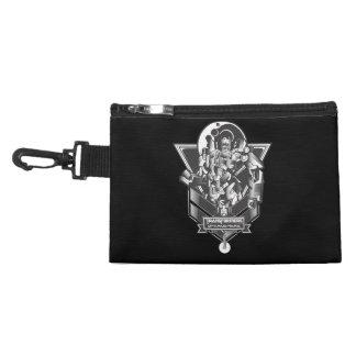Optimus Prime Metal Badge 2 Accessories Bag