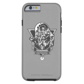 Optimus Prime Metal Badge 2 Tough iPhone 6 Case