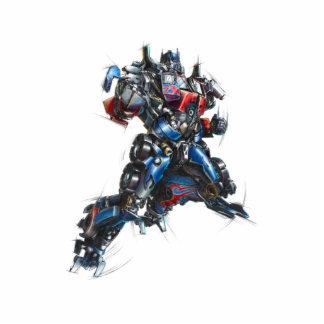 Optimus Prime Sketch 2 Photo Sculpture