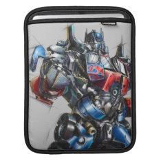 Optimus Prime Sketch 2 Sleeve For Ipads at Zazzle
