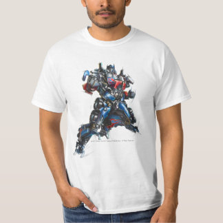 Optimus Prime Sketch 2 T-Shirt