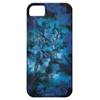 Optimus Prime Stylized Sketch 2 iPhone SE/5/5s Case