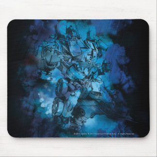 Optimus Prime Stylized Sketch 2 Mouse Pad