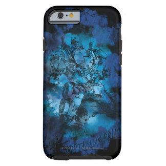 Optimus Prime Stylized Sketch 2 Tough iPhone 6 Case