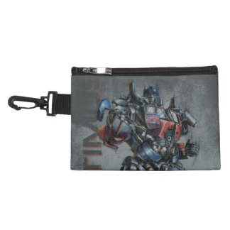 Optimus Prime Stylized Sketch Accessories Bags