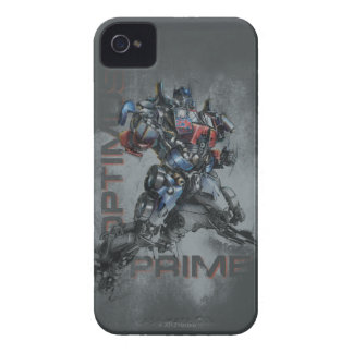 Optimus Prime Stylized Sketch iPhone 4 Cover