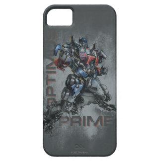 Optimus Prime Stylized Sketch iPhone SE/5/5s Case