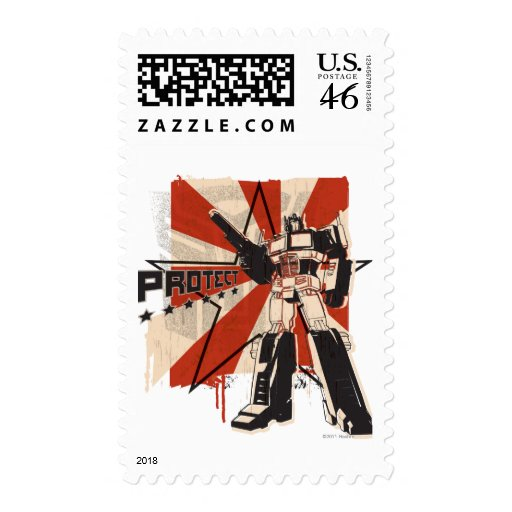 Optimus - Protect Stamps