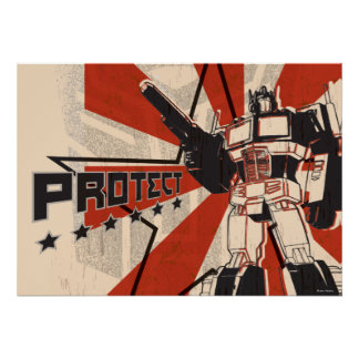 Optimus - Protect Print