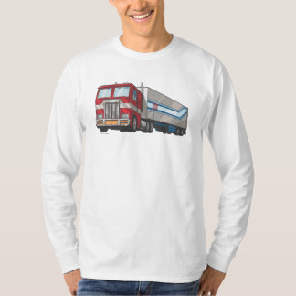 Optimus Truck Mode T-shirt