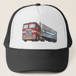 Optimus Truck Mode Trucker Hat