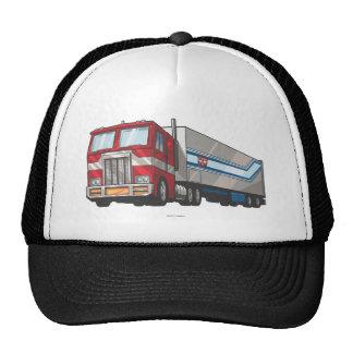 Optimus Truck Mode Trucker Hat
