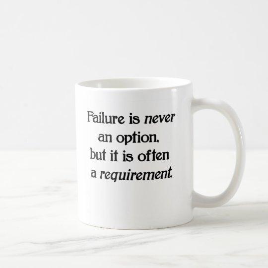 Option Coffee Mug