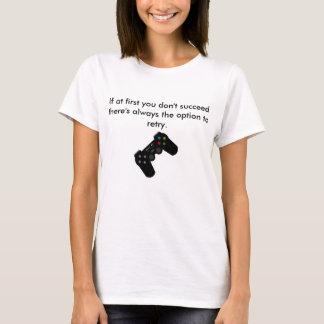 Option to Retry Women's T-Shirt