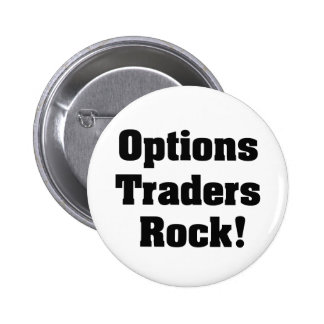 Options Traders Rock 2 Inch Round Button