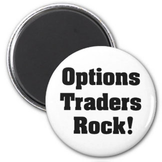Options Traders Rock Magnets