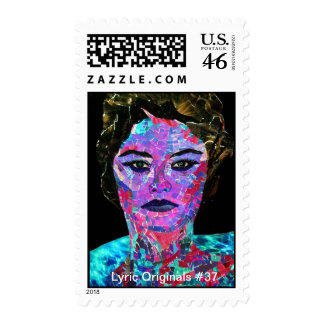 Optipictual Postage Stamp 37