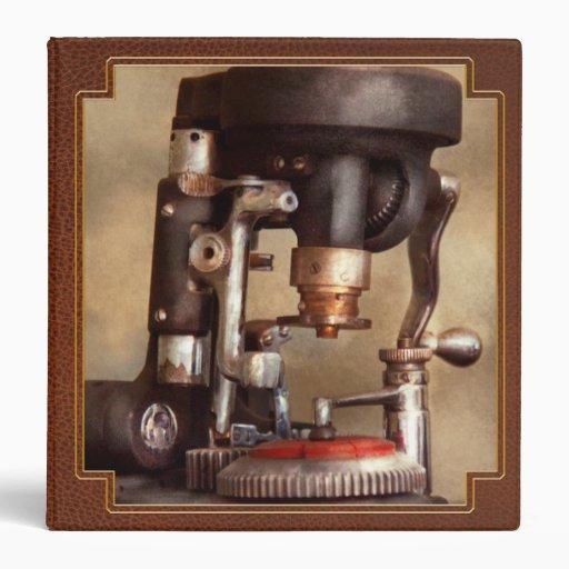 Optometría - cortadora de la lente