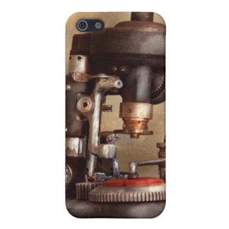 Optometría - cortadora de la lente iPhone 5 fundas