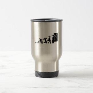 Optometrist 15 Oz Stainless Steel Travel Mug