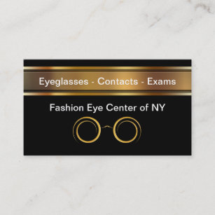 Optometry business cards zazzle optometrist business cards colourmoves