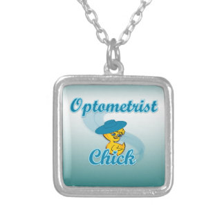 Optometrist Chick #3 Pendants