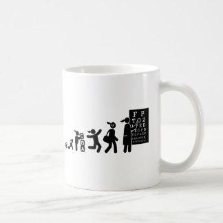 Optometrist Classic White Coffee Mug